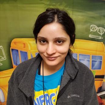 Ms. Saiyad