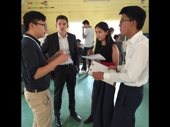 Coach Jason Xiao explains key ideas