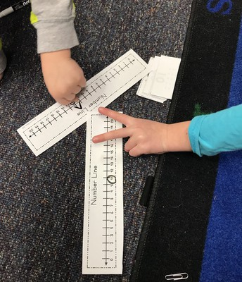 Kinder Mathematicians