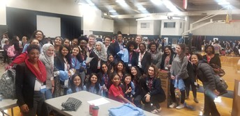 Huge SHOUT OUT to HOSA for their success at the Area 2 Competition!