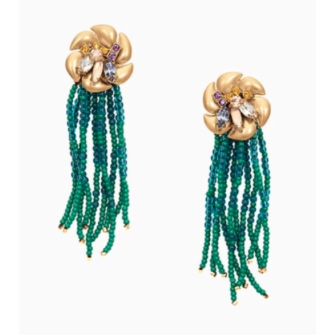 Liliann Fringe Earrings