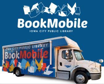 Iowa City Public Library Bookmobile