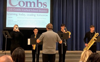 COMBS WIND QUARTET