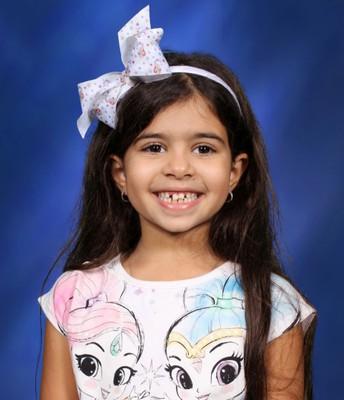 First Grade -  Angelina