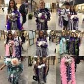 1st Purple & Silver Mums!!!!!