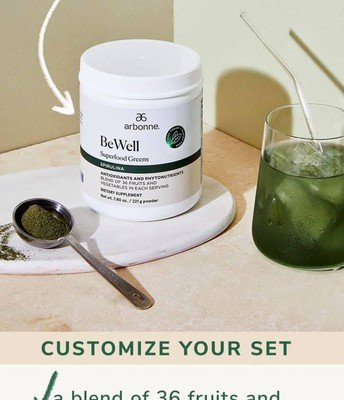 BeWell Superfood Greens