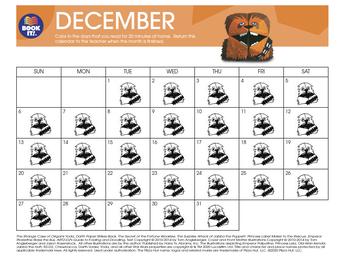 BOOK IT!  Calendar