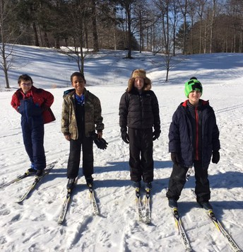 Thank you to all our fabulous parents who chaperoned during Winter Sports this season.