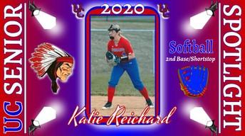 UC Class of 2020 Katie Reichard