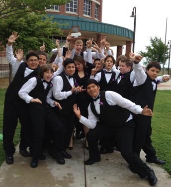 Lamar Choir Program