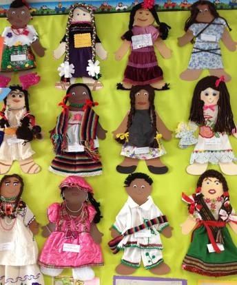 Kindergarten Heritage Dolls