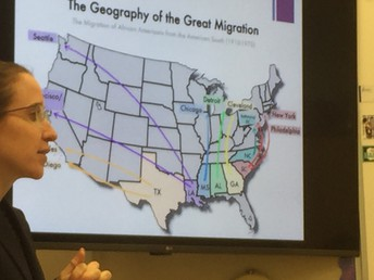 The Great Migration in U.S. History w/Ms Turner