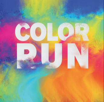June 5th: Color Run and Field Day