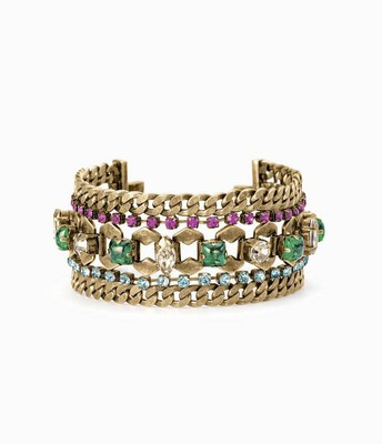 Prisma Statement Bracelet