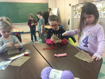 Mrs. Luknowsky's kinders