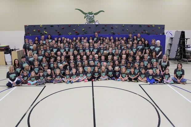 Harwood Elementary School Photo, 2017-2018