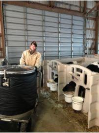 Clay Ward @ Hildebrandt Farms
