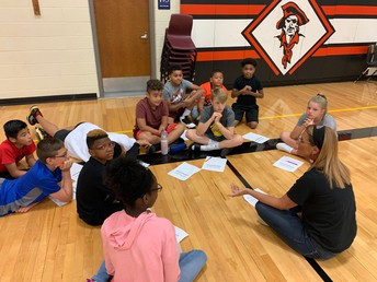 6th Grade Class Meeting