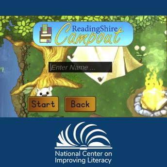 Readingshire campout screenshot