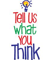 Survey ~ We'd love your input!