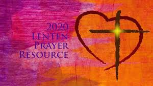 Daily Prayers during Lent, 2020 ~ onlineministries.creighton.edu