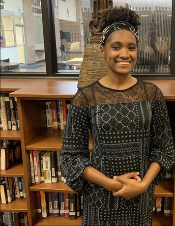 New Teacher Spotlight - Band Director Amina Flore