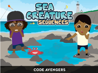 Sea Creature Sequences