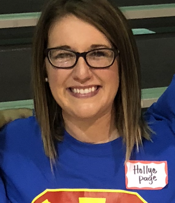 Ms. Hollye Page, Counselor