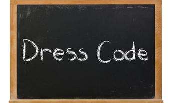 Dance Dress Code