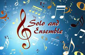 Solo & Ensemble Is Coming Soon!