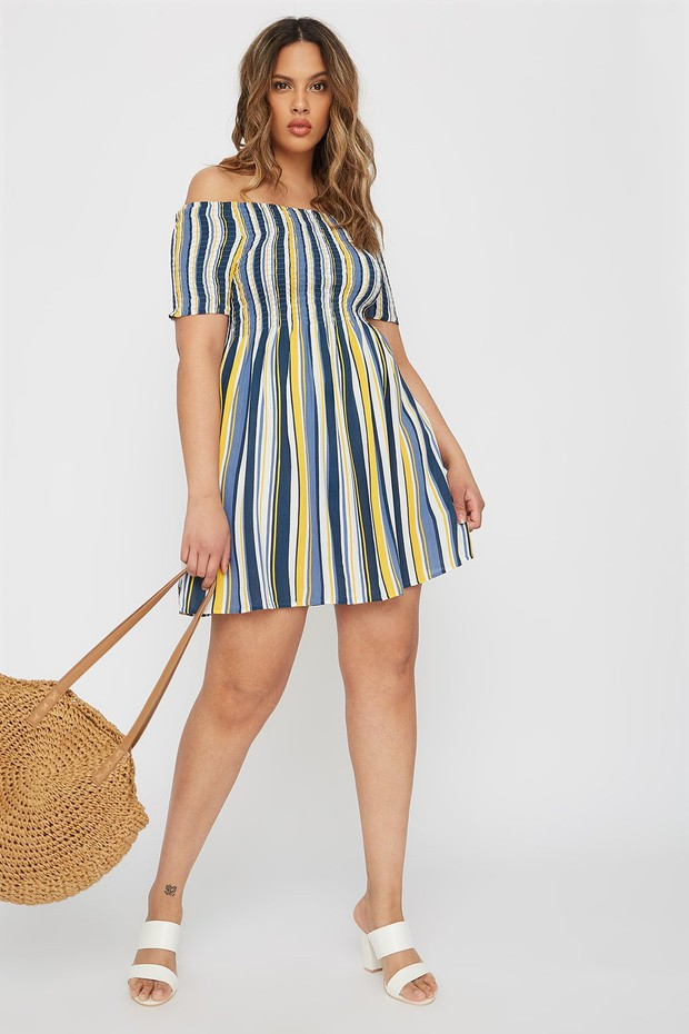 plus-size dress