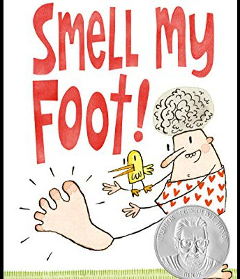 Chick and Brain: Smell My Foot! (Chick and Brain #1) by Cece Bell