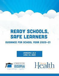 Ready Schools, Safe Learners Guidance For School Year 2020-21
