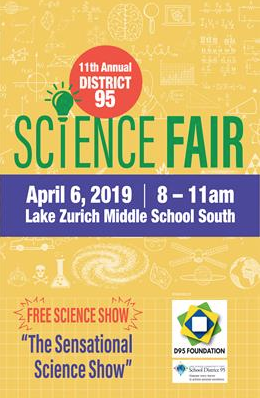 Sign up for District Science Fair