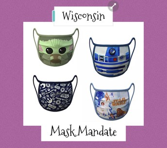 Will My Child Be Expected To Wear A Mask?