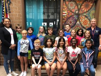 New 4th Grade Students
