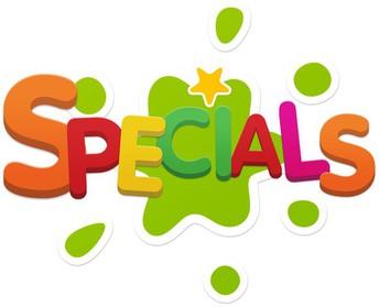 SRD Specials