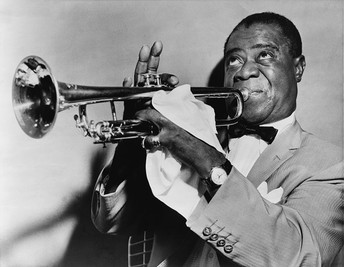 2.Louis Armstrong