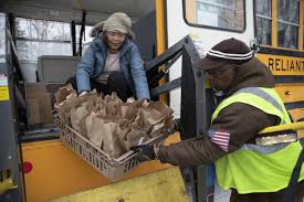 Need Delivery of school lunches?