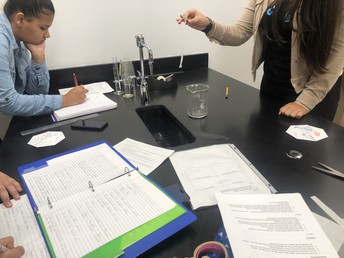 Scientific Investigations at our Middle Schools