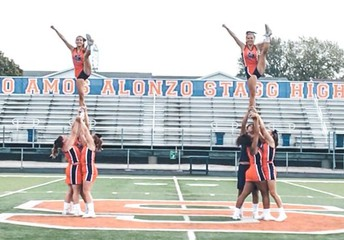Can't wait to cheer on our Chargers!
