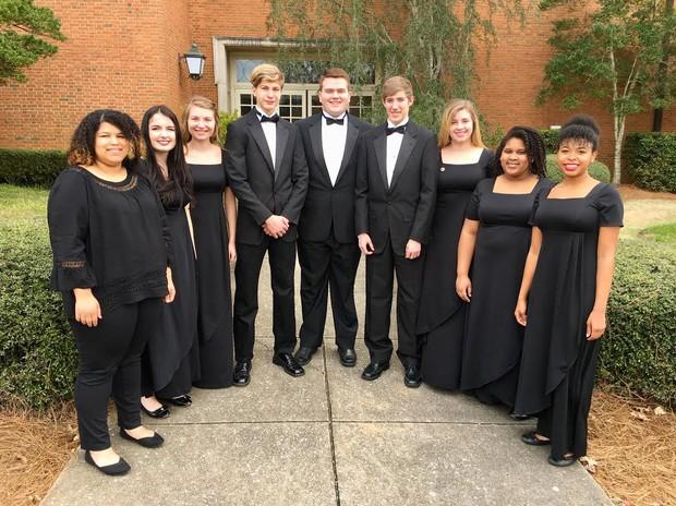 All-State Choir Participants