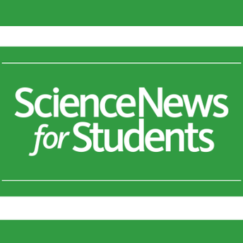 Science News for Students icon