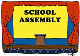 Year Three Assembly - Postponed