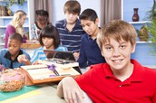 4 Specific Goals of Student Led Instruction