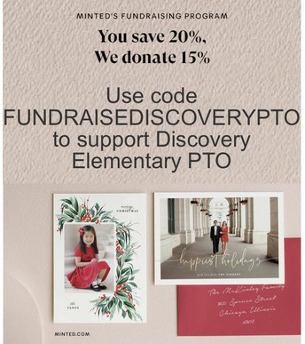 Holiday Card Discount