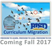 Looking for Information about the Curriculum Migration and New Lesson Planning