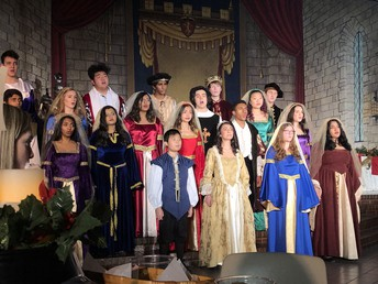 Madrigal Feast Performance