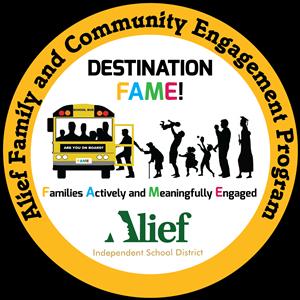 Visit us at www.aliefisd.net/family