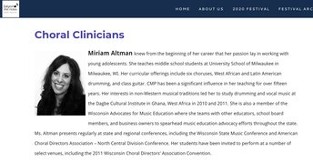 Clinician Information